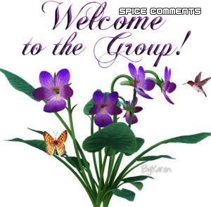 A BIG WELCOME TO OUR NEW MEMBERS~ :: Health Infomation